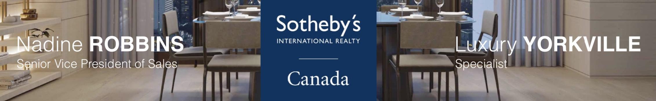Nadine Robbins Sothebys Ad