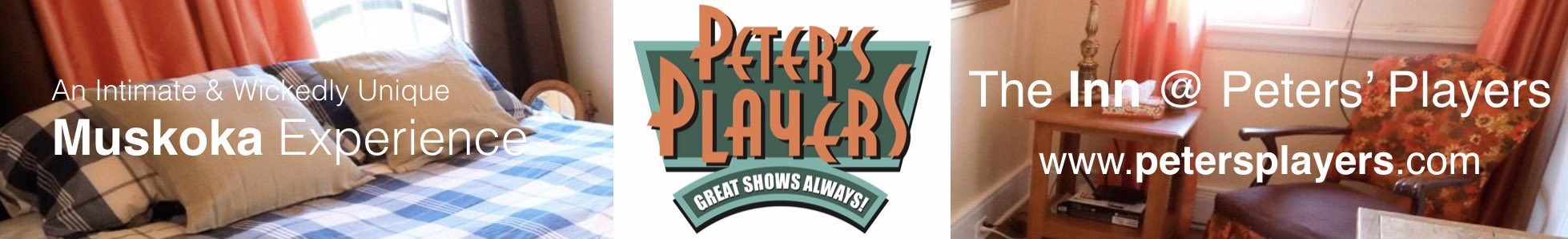 Peters Players Inn ad