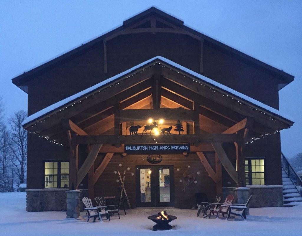 Haliburton Breweries – Great Cottage Country Beer