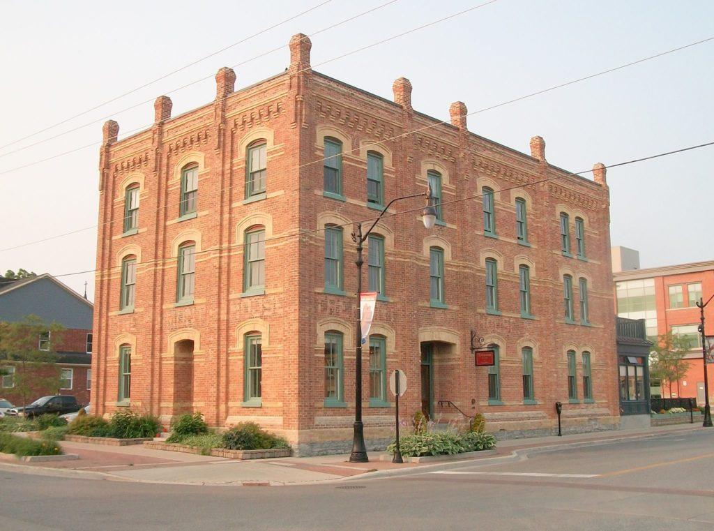 Tremont House – Heritage Building Now Cultural Hub & Café